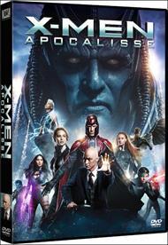 X-Men. Apocalisse (DVD)
