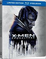 X-Men. Apocalisse (Steelbook)