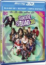 Suicide Squad (Blu-ray + Blu-ray 3D)