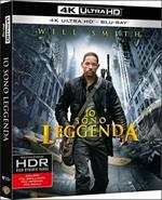 Io sono leggenda (Blu-ray + Blu-ray 4K Ultra HD)