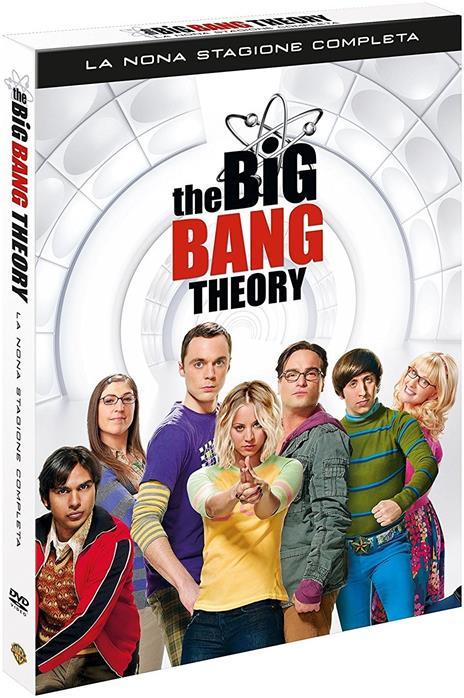 The Big Bang Theory. Stagione 9 (3 DVD) di Mark Cendrowski,Peter Chakos,Anthony Joseph Rich - DVD
