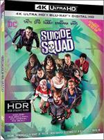 Suicide Squad (Blu-ray + Blu-ray 4K Ultra HD)