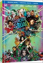 Suicide Squad. Limited Edition con graphic novel (Blu-ray)