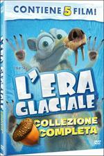 L' era glaciale 1 - 5 (5 DVD)