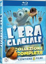 L' era glaciale 1 - 5 (5 Blu-ray)
