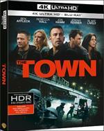 The Town (Blu-ray + Blu-ray 4K Ultra HD)