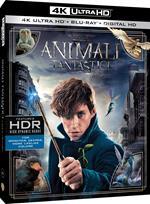 Animali fantastici e dove trovarli (Blu-ray + Blu-ray 4K Ultra HD)