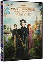 Miss Peregrine. La casa dei ragazzi speciali (DVD)
