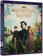 Miss Peregrine. La casa dei ragazzi speciali (Blu-ray + Blu-ray 3D)