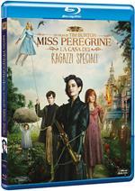 Miss Peregrine. La casa dei ragazzi speciali (Blu-ray)