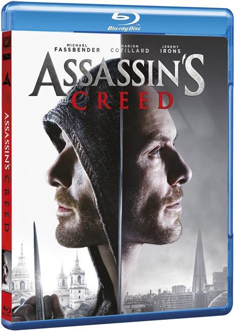 Assassin's Creed (Blu-ray) di Justin Kurzel - Blu-ray