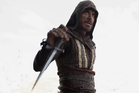 Assassin's Creed (Blu-ray) di Justin Kurzel - Blu-ray - 2