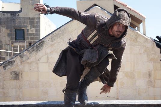 Assassin's Creed (Blu-ray) di Justin Kurzel - Blu-ray - 4