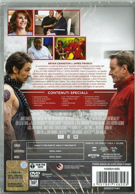 Proprio lui? (DVD) di John Hamburg - DVD - 2