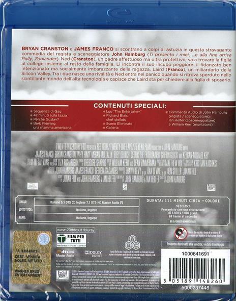 Proprio lui? (Blu-ray) di John Hamburg - Blu-ray - 2