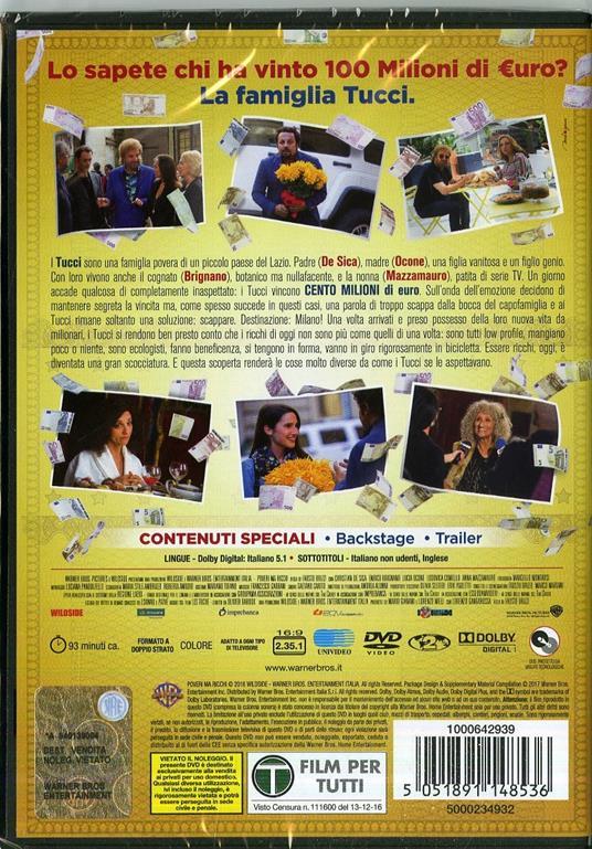 Poveri ma ricchi (DVD) di Fausto Brizzi - DVD - 6