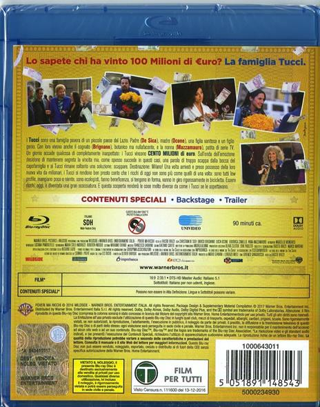 Poveri ma ricchi (Blu-ray) di Fausto Brizzi - Blu-ray - 7