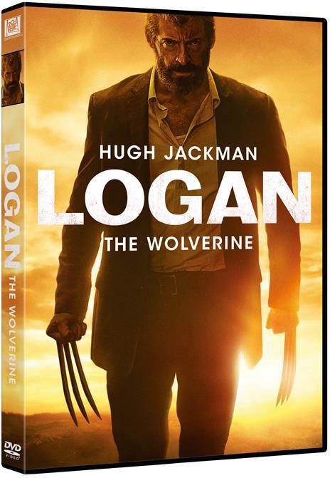 Logan. The Wolverine (DVD) di James Mangold - DVD