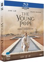 The Young Pope. Serie TV ita (4 Blu-ray)