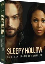 Sleepy Hollow. Stagione 3. Serie TV ita (5 DVD)