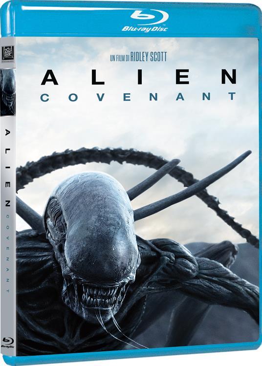 Alien: Covenant (Blu-ray) di Ridley Scott - Blu-ray