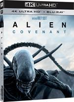 Alien: Covenant (Blu-ray + Blu-ray 4K Ultra HD)