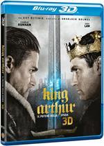 King Arthur. Il potere della spada (Blu-ray 3D)
