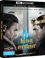 King Arthur. Il potere della spada (Blu-ray + Blu-ray 4K Ultra HD)