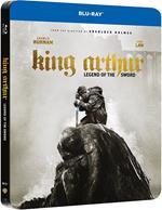King Arthur. Il potere della spada. Con Steelbook (Blu-ray)
