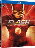 The Flash. Stagione 3. Serie TV ita (4 Blu-ray)