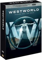 Westworld. Dove tutto è concesso. Stagione 1. Serie TV ita (DVD)