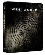 Westworld. Stagione 01. Il labirinto. Con Steelbook (3 Blu-ray)
