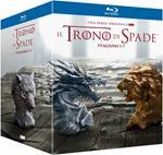 Il trono di spade. Game of Thrones. Stagioni 1 - 7. Serie TV ita (30 Blu-ray)