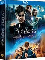 Wizarding World. Collezione 9 film. Harry Potter - Animali fantastici (Blu-ray)