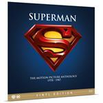Superman Anthology. Vinyl Edition (4 Blu-ray)