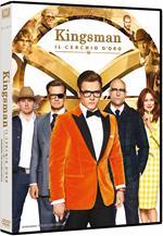 Kingsman. Il cerchio d'oro (DVD)