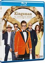 Kingsman. Il cerchio d'oro (Blu-ray)