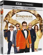 Kingsman. Il cerchio d'oro (Blu-ray + Blu-ray 4K Ultra HD)