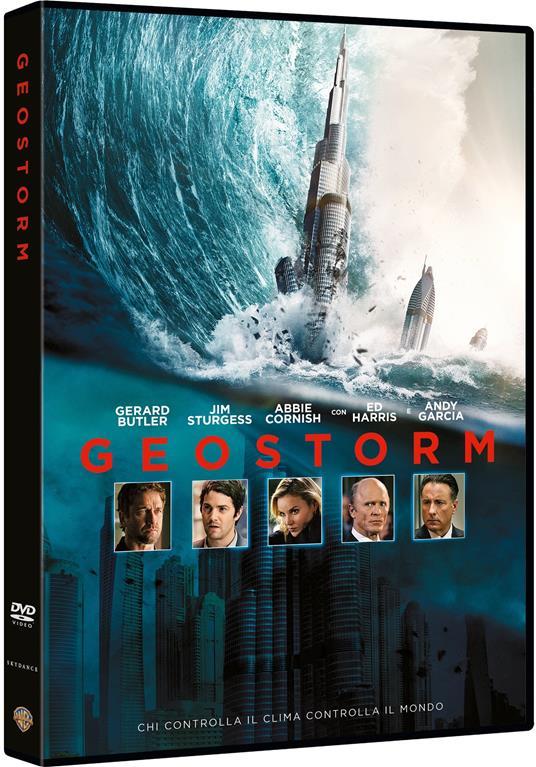Geostorm (DVD) di Dean Devlin - DVD