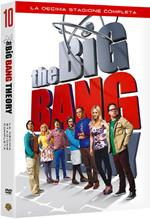The Big Bang Theory. Stagione 10. Serie TV ita (3 DVD)