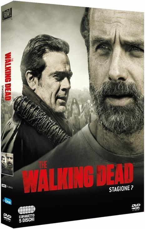 The Walking Dead. Stagione 7. Serie TV ita (5 DVD) di Greg Nicotero,Jennifer Chambers Lynch,Michael Slovis,Stephen Williams,Avi Youabian - DVD