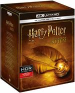 Harry Potter Collection 8 film (Blu-ray Ultra HD 4K)