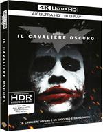 Il cavaliere oscuro (Blu-ray + Blu-ray Ultra HD 4K)