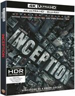 Inception (Blu-ray + Blu-ray 4K Ultra HD)