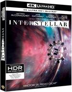Interstellar (Blu-ray + Blu-ray Ultra HD 4K)