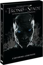Il trono di spade. Game of Thrones. Stagione 7. Standard Pack. Serie TV ita (4 DVD)