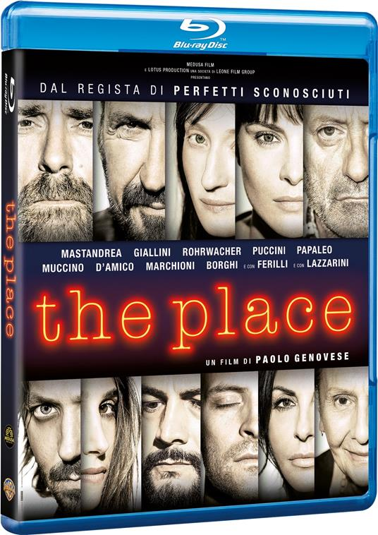 The Place (Blu-ray) di Paolo Genovese - Blu-ray