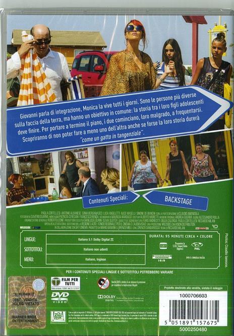 Come un gatto in tangenziale (DVD) di Riccardo Milani - DVD - 3