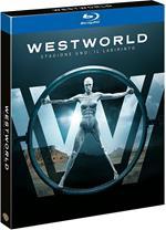 Westworld. Dove tutto è concesso. Stagione 1. Il Labirinto. Standard Pack. Serie TV ita (3 Blu-ray)