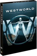 Westworld. Dove tutto è concesso. Stagione 1. Il Labirinto. Standard Pack. Serie TV ita (3 DVD)
